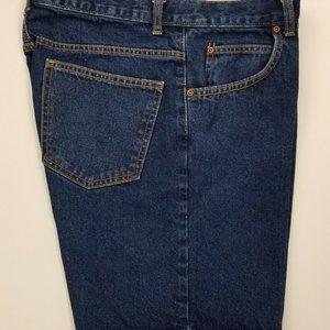 Faded Glory Original Mens Denim Blue Jean Shorts!